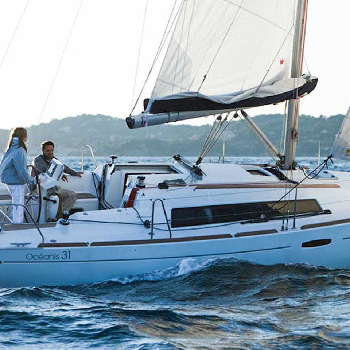 Rent your Trovador sailboat in Barcelona or surroundings and enjoy our sailboat ride.