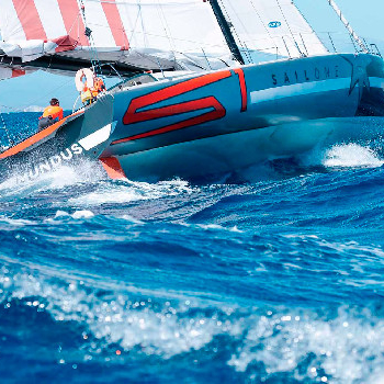 Rent your Mundus sailboat in Barcelona or surroundings and enjoy our sailboat ride.