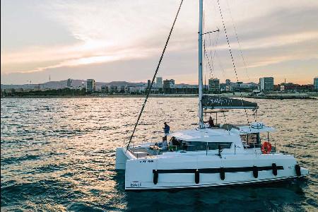 Catamaran Sail District