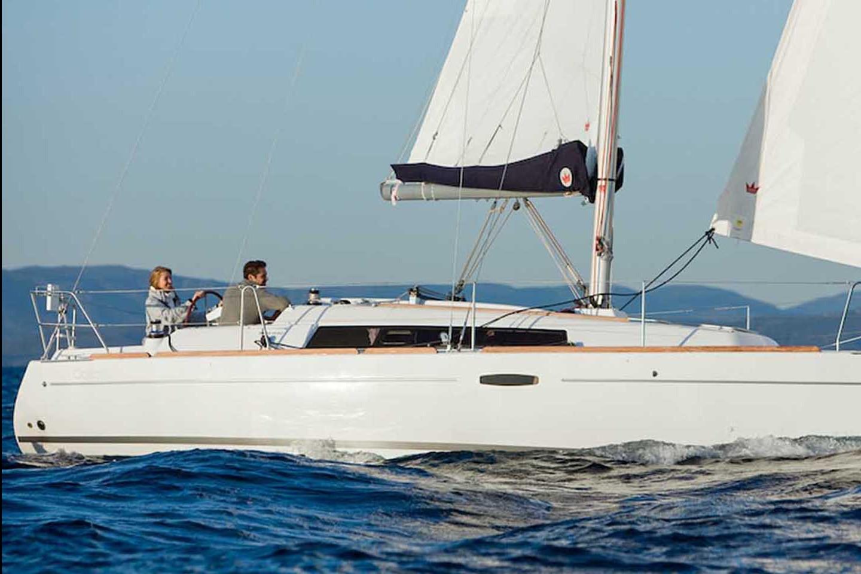 Sailing Boat 534