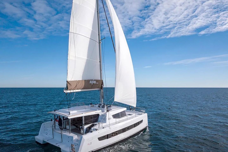 Catamaran Elan 575