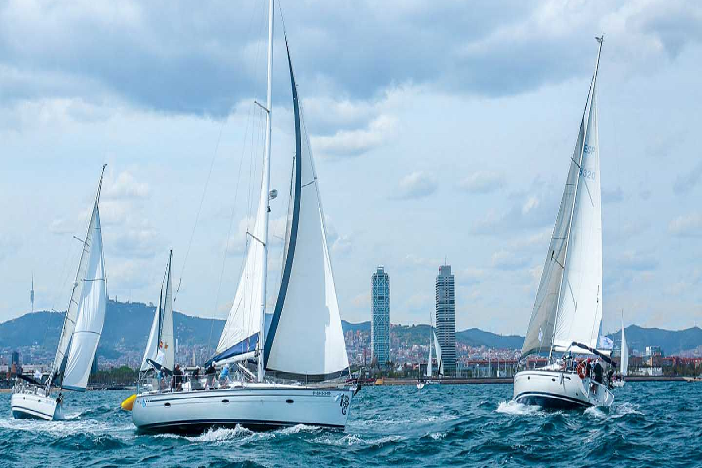 Learn to Sail 291
