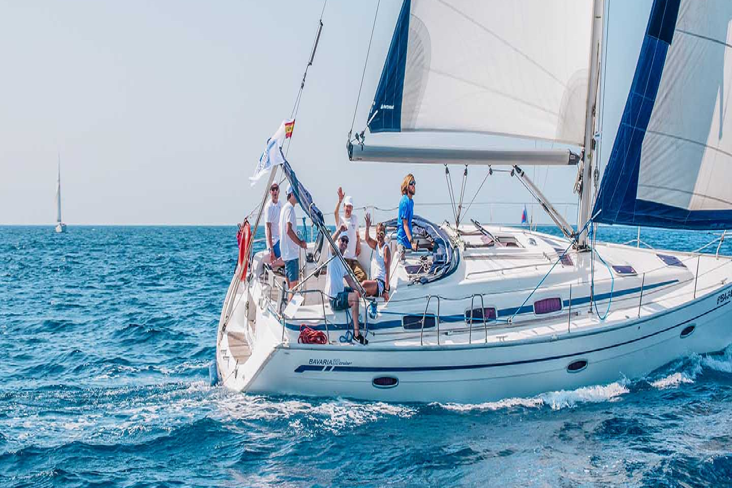 Learn to Sail 292