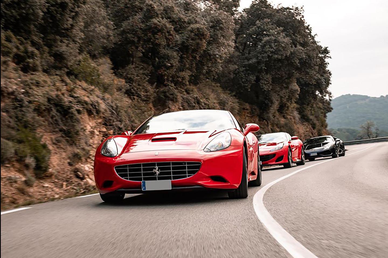 Drive a Luxury Car 723