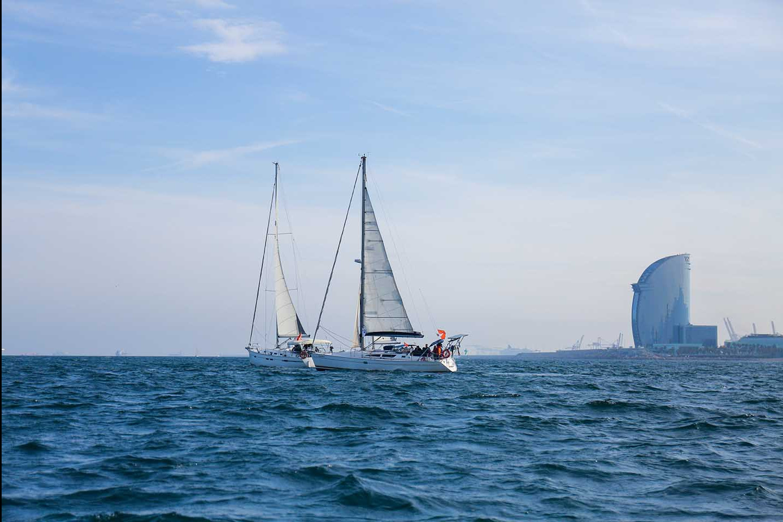 Eco sailing 331